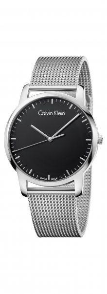 City Hodinky Calvin Klein | Stříbrná | Pánské | UNI