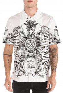 Košile Just Cavalli | Bílá | Pánské | XS