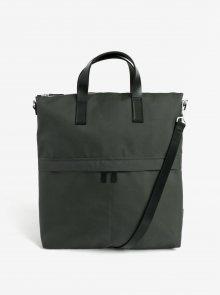 Zelená taška na notebook Vagabond Oslo