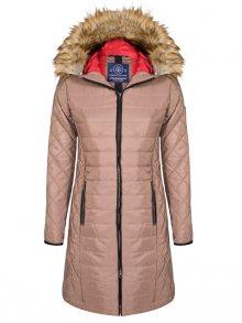 Giorgio Di Mare Dámská zimní bunda GI5421980_Brown\n\n