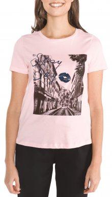 Nelik Triko Vero Moda   Růžová   Dámské   XS
