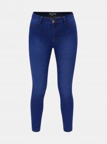 Modré super skinny džíny Dorothy Perkins Petite Frankie