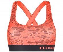 Armour® Mid Podprsenka Under Armour | Oranžová | Dámské | L