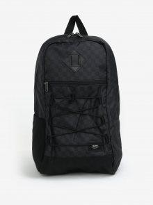Tmavě šedý batoh s jemným vzorem VANS Snag 18 l