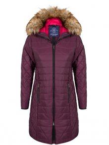 Giorgio Di Mare Dámská zimní bunda  GI1550660_Bordeaux\n\n