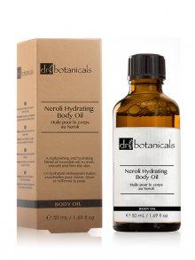 Dr. Botanicals Zpevňující tělový olej z neroli DB037, 50ml\n\n