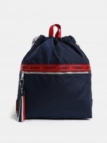 Tmavě modrý vak/taška Tommy Hilfiger Tape
