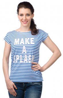 Nautica Dámské tričko 867734_bílá\n\n