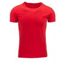 Pánské tričko (triko) červené