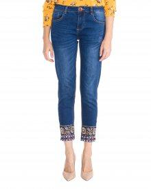 Delhi Jeans Desigual | Modrá | Dámské | 25