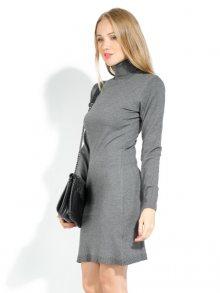 CACHEMIRE FRANCAIS Dámské šaty s kašmírem CFW-321 LOUP\n\n