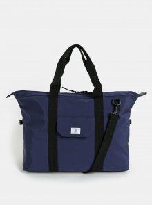 Tmavě modrá cestovní taška Burton Menswear London