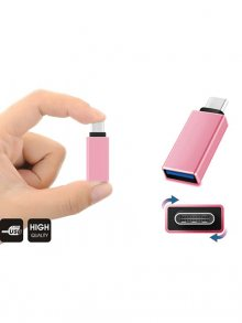 Mobile accessories Designový USB adaptér typu C adaptcrg\n\n