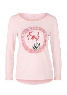 s.Oliver Dámské tričko_růžová\n\n
