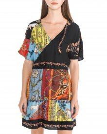 Nanuk Šaty Desigual | Vícebarevná | Dámské | XL