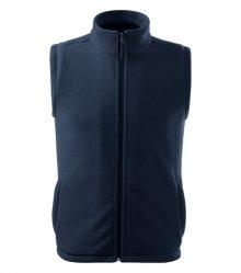 Fleecová vesta Next - Námořní modrá | XXXL