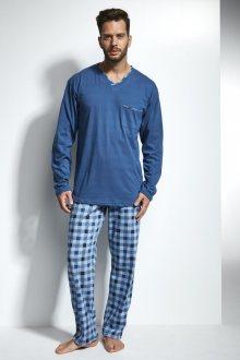 Pánské pyžamo 122/117 William jeans