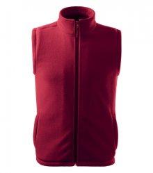 Fleecová vesta Next - Marlboro červená | XXXL