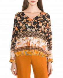 Sumatra Halenka Desigual   Oranžová Vícebarevná   Dámské   L