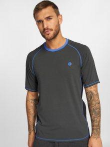 Tričko šedá tmavá M