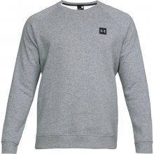 Under Armour Rival Fleece Crew šedá S