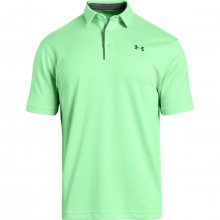 Under Armour Tech Polo zelená XS