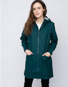 Rains W Coat 40 Dark Teal M/L
