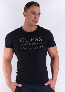 Pánské tričko Guess U77M12 S Černá