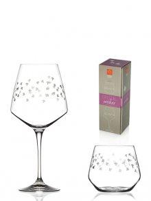 RCR Sada 2 sklenic na víno a 2 sklenic na vodu\n\n
