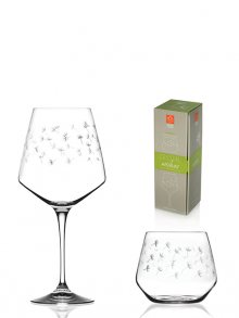 RCR Sada 2 sklenic na víno a vodu\n\n