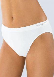 Bambusové kalhotky Gina 00018 L/XL Bílá
