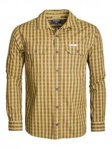 BUSHMAN Pánská košile 241035_sandy brown\n\n