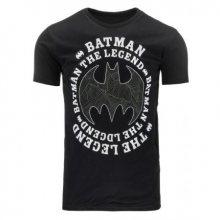 Pánské tričko s potiskem (triko) Batman černé