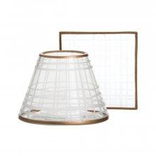 Yankee candle Copper Elegance malý talířek a stínítko 1750897\n\n