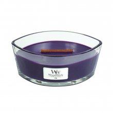 WoodWick Fík - svíčka ve skleněné dekorativní váze s dřevěným víčkem 2167748\n\n