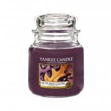 Yankee candle Svíčka Podzimní záře, 410 g, 1443117\n\n