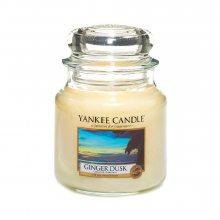 Yankee candle Svíčka Zázvorový soumrak, 410 g, 169636\n\n