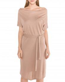 Nice Šaty Vero Moda | Béžová | Dámské | L
