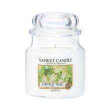 Yankee candle Svíčka Lipový strom, 410 g\n\n