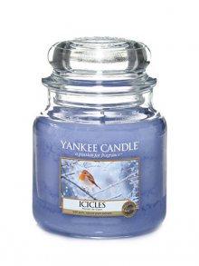 Yankee candle Svíčka ve skleněné dóze - Rampouchy 170010, 410 g\n\n
