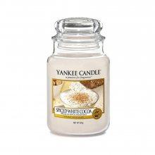Yankee candle Svíčka Bílé kakao s kořením, 623 g, 1443129\n\n
