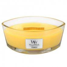 WoodWick Svíčka dekorativní váza WoodWick Citronela 856553, 453.6 g\n\n