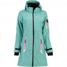 Geographical Norway Dámská softshellová bunda timael lady 007_Turquoise\n					\n