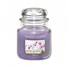 Yankee candle Svíčka Medový kvítek, 410 g\n\n