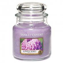 Yankee candle Svíčka ve skleněné dóze -Květ štěstí 169665, 410 g\n\n