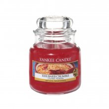 Yankee candle Svíčka Rebarborový crumble, 104 g, 863789\n\n