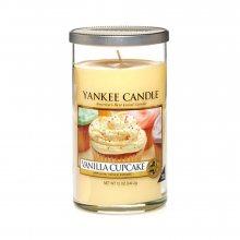 Yankee candle Svíčka Vanilkový košíček, 340 g\n\n