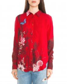 Fragancy Košile Desigual | Červená | Dámské | XS