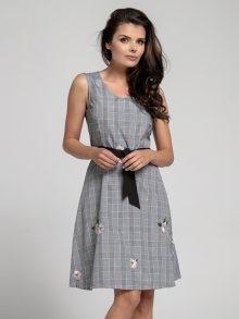 Naoko Dámské šaty AT225_BLACK\n\n