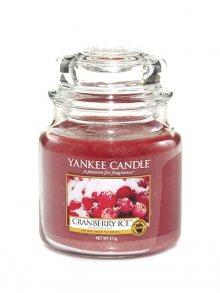Yankee candle Svíčka ve skleněné dóze - Brusinky na ledu 169627, 410 g\n\n